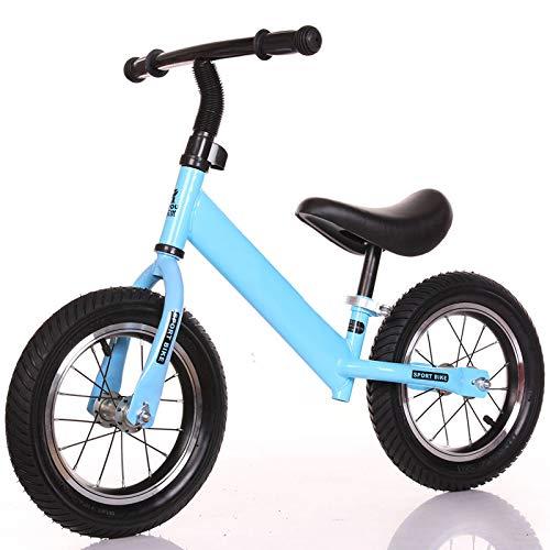 Bicicleta Sin Pedales Para Niños, Equilibrio Bici Sin Pedales Niño Bicicleta De Dos Ruedas Para Niño...