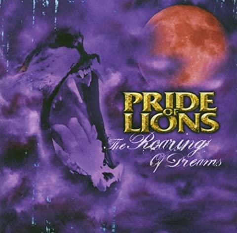Roaring Lion - The Roaring of Dreams By Pride of