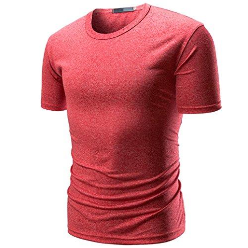 T-shirts Herrenbekleidung & Zubehör FäHig 2018 Marke Neue Reine Farbe Paar T-shirt Perle Weiß 100% Baumwolle Rundhals Sommer Skateboard Freizeit Komfortable T-shirt.
