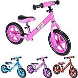 Best Bike For Kids - Boppi No Pedal BMX Pink Balance Bike Review