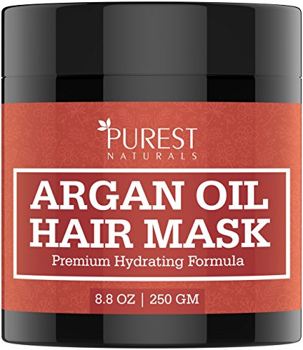 Purest Naturals Premium Hydrating Argan Oil Hair