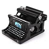 YYY-Vintage macchina da scrivere manuale con decorazioni in ferro bar negozio modello retrò vintage fotografia puntelli , 30x32x20