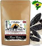 Nabür - Fèves Tonka du Brésil 100 Gr  Cuisine Pâtisserie  Cueilli à la main, Riche, Aromatique  Gourmet, Dégustation  Délice du Chef