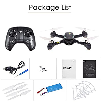 Hubsan H501A X4 Brushless Drone GPS 1080P HD Camera 5.8Ghz FPV Wifi And 2.4Ghz RC Quadcopter APP Control With HT011A Transmitter
