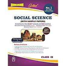 Golden Social Science: (With Sample Papers) A Refresher (Class 9) (For 2019 Final Exams)