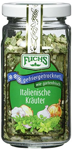 Fuchs Italienische Kräuter gefriergetrocknet, 3er Pack (3 x 12 g)