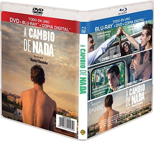 A Cambio De Nada (BD + DVD + Copia Digital) [Blu-ray] 51Ryow7KPVL
