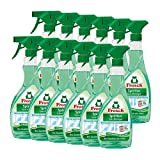 12x Frosch Spiritus Glas-Reiniger Sprühflasche 500 ml