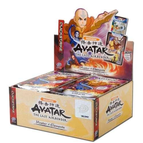 Avatar-spielzeug (AVATAR - Sammelkartenspiel Booster)