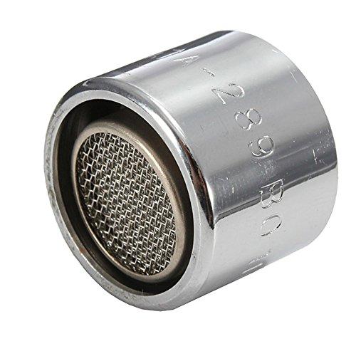 2pcs 20mm hembra cromo grifo filtro boquilla End Difusor Filtro por bosque sueño