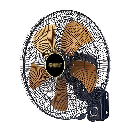 Ventilatore a muro / Ventilatore a Parete in Metallo/Ventola silenziosa Tipo Swing Ristorante Industriale (Dimensioni: 18 Pollici)