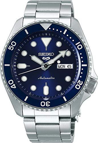 SEIKO Automatische Uhr SRPD51K1, blau, Sport