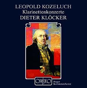 Kozeluch - Clarinet Concertos Nos 1 and 2