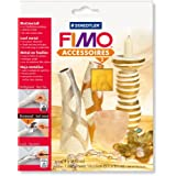 FIMO Blattmetall, 140 x 140 mm, gold