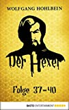 Der Hexer -  Folge 37-40 (Der Hexer - Sammelband 10)