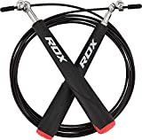 Best RDX jump rope - RDX Skipping Rope Adjustable PVC Gym Jump Speed Review