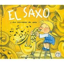 El Saxo y otros instrumentos de viento (Historietas de instrumentos)