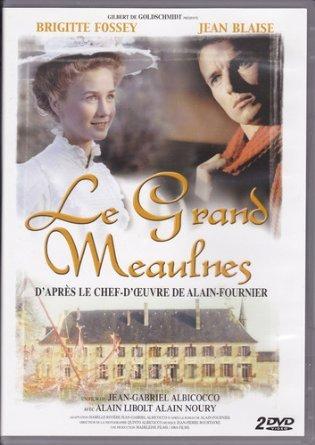 Bild von Le Grand Meaulnes + La fille aux yeux d'or