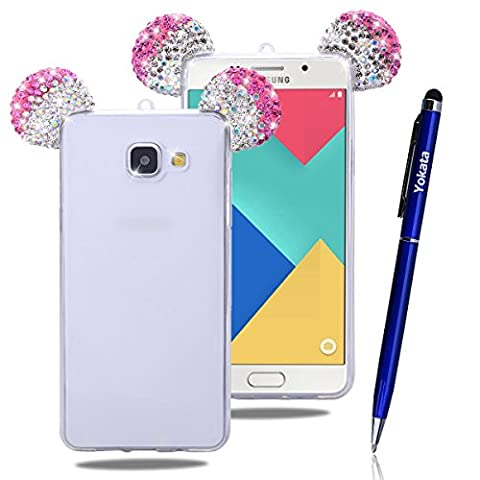 Case for Samsung Galaxy A5(2016) SM-A510 Yokata Ultra Thin Slim