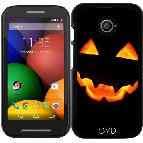 tArtists Hülle für Motorola Moto E (Generation 1) - Halloween Kürbis by hera56 ()