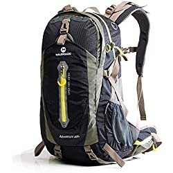 TnXan Rucksack Camping Hiking Backpack Sports Bag Outdoor Travel Backpack Trekk Mountaineering Equipment 40 50L Men's Women's Clothing