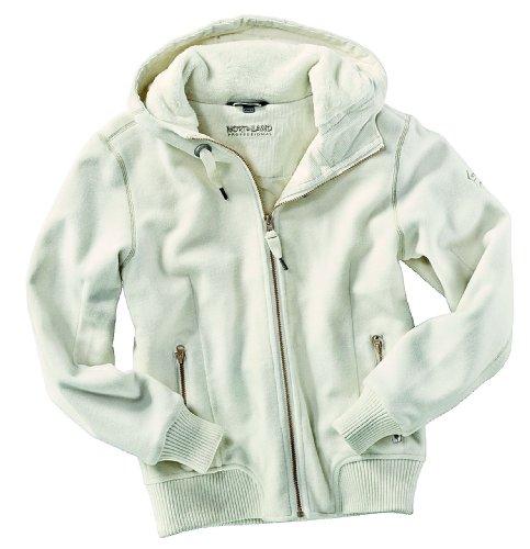Northland Professional Wooltec Veste/Sweat-shirt Femme Gingembre