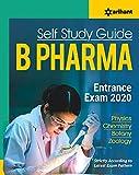 Self Study Guide B. Pharma Entrance Exam 2020 (Old edition)