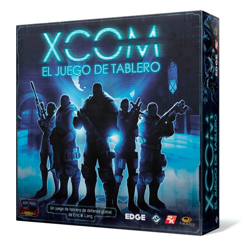 Edge Entertainment - XCOM: El juego de tablero (XC01)