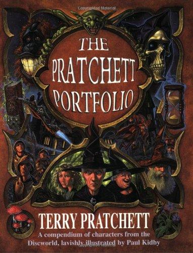 The Pratchett Portfolio: A Compendium of Discworld Characters (GOLLANCZ S.F.)