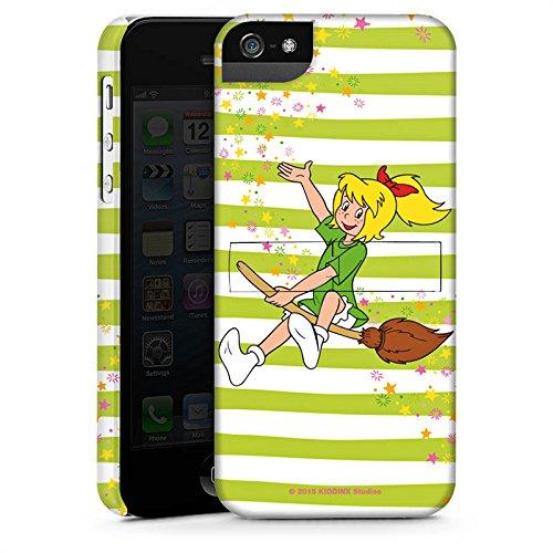 Apple iPhone X Silikon Hülle Case Schutzhülle Bibi Blocksberg Fanartikel Merchandise Bibi und Kartoffelbrei Premium Case StandUp