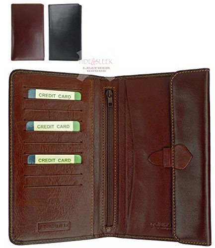 gents-quality-italian-leather-tall-jacket-wallet-with-10-credit-card-slots-multi-compartments-tan-br