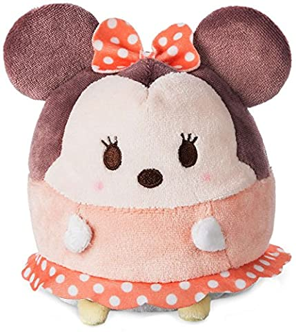 Disney Store ufufy stuffed (S) Minnie TSUM TSUM Mickey Japan Import