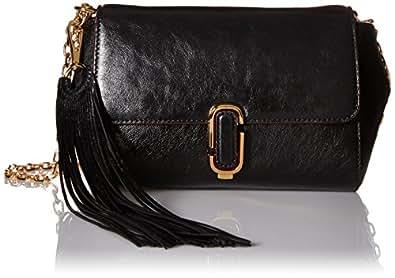 Marc Jacobs J Shoulder Bag, Black, One Size