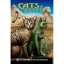 Cats of Egypt: An AUC Press Nature Foldout (AUC Press Nature Foldouts) by Dominique Navarro (2015-04-01)