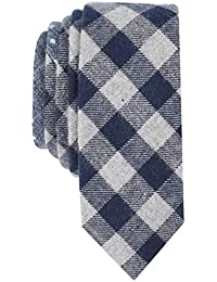 Original Penguin Men's FERMO CHECK Accessory, -navy, One Size