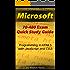 Microsoft 70-480 Exam Quick Study Guide (English Edition)