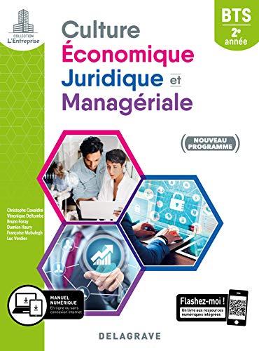 Culture économique, juridique et manageriale BTS SAM, GPME, NDRC 2e année : Pochette élève