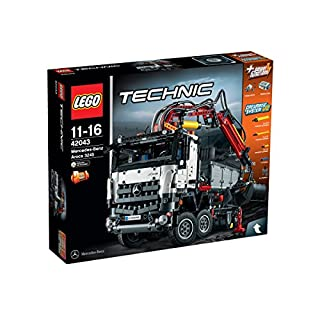 LEGO 42043 Technic Mercedes-Benz Arocs 3245 Truck - Multi-Coloured