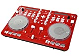 Vestax Spin 2 Red MIDI Controller rot