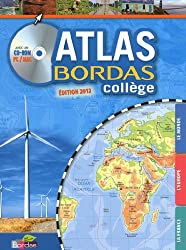ATLAS BORDAS COLLEGE + CD GP