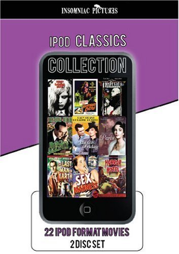 Preisvergleich Produktbild 22 ipod / iphone ready classic collection 2 DVD by Various