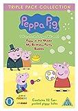 Peppa Pig: Piggy In The Middle/My Birthday Party/Bubbles (3 Dvd) [Edizione: Regno Unito] [Edizione: Regno Unito]