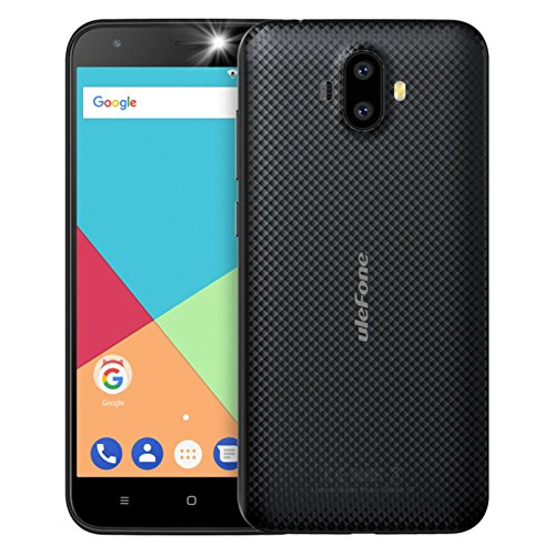 Ulefone S7 Pro - 5,0' 3G Smartphone, Android 7.0 Quad Core 2GB+16GB, Dual SIM, Hauptkamera 13MP+5MP, Frontkamera 5MP, Entsperrt Handy