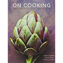 On Cooking Update and Study Guide for On Cooking (5th Edition) by Sarah R. Labensky (2014-08-06)