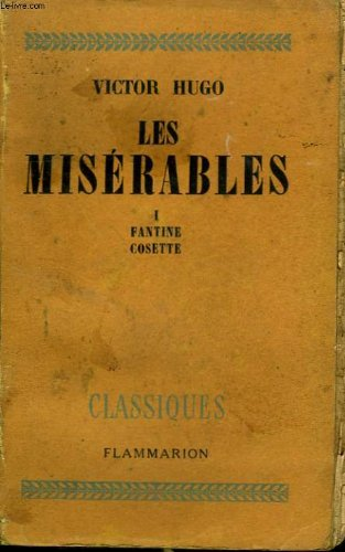 Les Miserables Tome 1 [Pdf/ePub] eBook