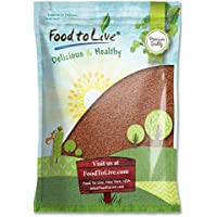 Food to Live La linaza integral (Kosher) 5.4 Kg