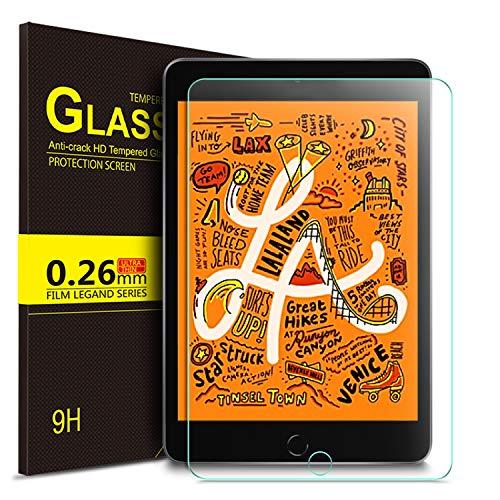 IVSO Bildschirmschutz für iPad Mini 5 / iPad Mini 4 / iPad Mini 2019, 9H Härte, 2.5D, Bildschirmfolie Schutzglas Bildschirmschutz Für iPad Mini 5 / iPad Mini 4 Modell, (1 x)