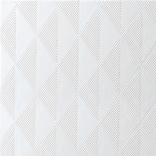 Duni Elegance-Servietten Crystal 40er Crystal weiß, 40 x 40 cm (Dicke, Servietten Weiße)