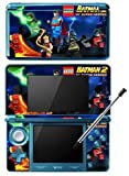 LEGO Batman 2: DC Super Heroes Game Skin for Nintendo 3DS Console by Skinhub