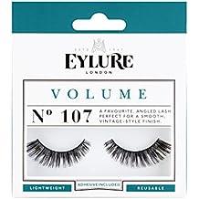 Eylure Naturalite Strip Lashes Nº 107 (Traje de noche)